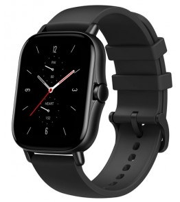 Smart Watch смарт часы Amazfit GTS 2 (A1969), черный (Midnight Black)