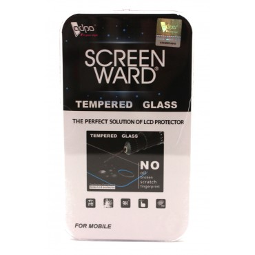 "Tempered glass ""Adpo 3D case-friendly"" Samsung G950 S8 curved black"