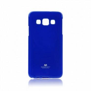 Sam Galaxy A7 cover JELLY by Mercury blue