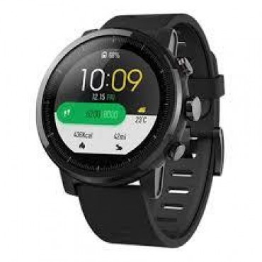 Xiaomi Huami Amazfit Stratos Plus 2S nutikell/aktiivsusmonitor BLACK Leather