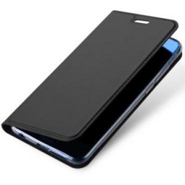 "Xiaomi Redmi Note 8 Pro ümbriskaaned kaarditaskuga Dux Ducis ""Skin Pro"" black"