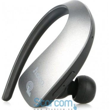Bluetooth 4.1 peakomplekt HOCO E10 Business , Grey