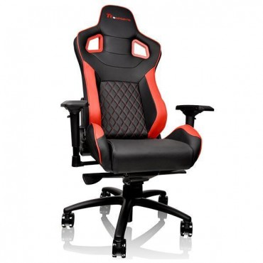 CHAIR GAMING GT FIT BLACK/RED/GC-GTF-BRMFDL-01 TTESPORTS