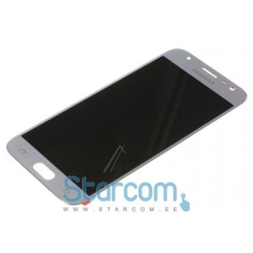 Samsung J3 2017(SM-J330F) Puutetundlik klaas ja LCD ekraan  ,Silver GH96-10992A