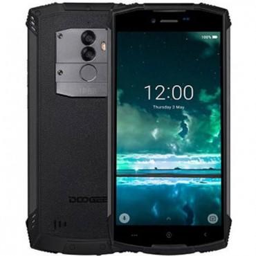 DOOGEE S55 mobiiltelefon / nutitelefon 4 / 64 GB must