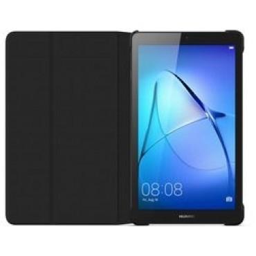 """Huawei Tab T3 7"""" Originaal kaitseümbris klapiga tahvelarvutile, Must"""