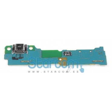 Micro USB connector plaat Samsung T810/T815 , GH82-10152A