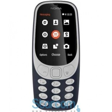 Mobiiltelefon Nokia 3310 3G DUAL SIM