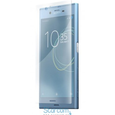 Sony Xperia XA1 Kumer ekraanikaitseklaas, Läbipaistev-  Glass By Muvit
