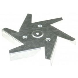 Ahju ventilaator 0,7mm 3878453210 ELECTROLUX EOB45450OX, AEG, ZANUSSI ja teistele mudelitele