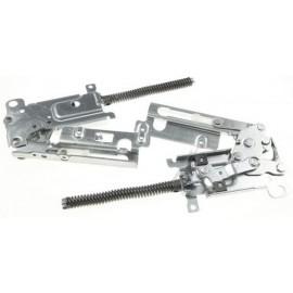Nõudpesumasina ukse hinged AEG Zanussi Electrolux ESL6550RO ja teised mudelid