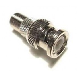 CONNECTOR BNC TO F TYPE/WTYKBNCF GENWAY