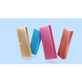 Xiaomi Mi Bluetooth Speaker, kaasaskantav juhtmevaba kõlar punane/sinine/kuldne/roosa (red/gold/blue/pink)