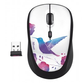 MOUSE USB OPTICAL WRL YVI/BIRD 20251 TRUST