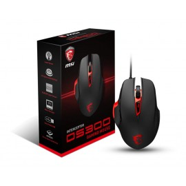 MOUSE USB LASER GAMING/INTERCEPTOR DS300 MSI