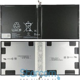 Aku Sony Z2 Tablet SGP512/511/521 6000mAh , 1277-3631