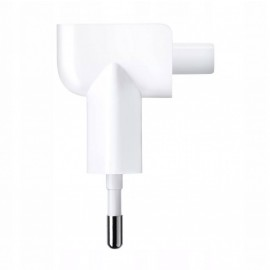 Apple wall charger AC plug adapter EU (suitable for Apple iPhone, Apple iPad, Apple MacBook, Apple iPod chargers)