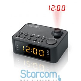 M-178 P Clock radio with projection clock