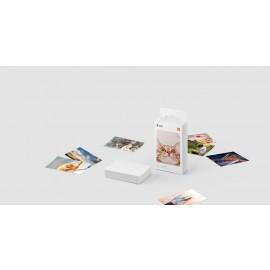 XIAOMI Mi Portable Photo Printer Paper 2x3-inch 20 sheets, fotopaber