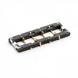 Battery contacts Apple iPhone 5S (soldered to the motherboard)