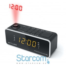 M-188 P Clock radio with projection clock