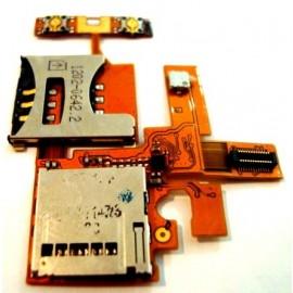 Flex Sony Ericsson W380 for SIM card