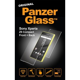 Sony Xperia Z5 Compact (Front + Back), PanzerGlass