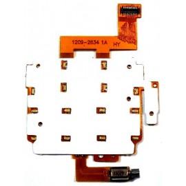 Keypad membrane Sony Ericsson W890