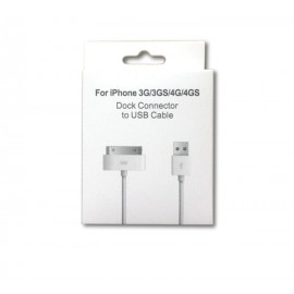 USB cable Apple 4G 30-Pin 1.0m HQ