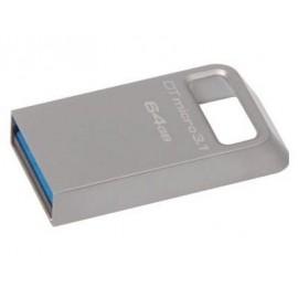 MEMORY DRIVE FLASH USB3.1 64GB/MICRO DTMC3/64GB KINGSTON