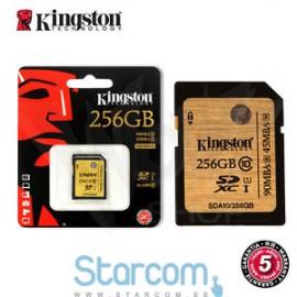 Kingston 256 GB SDXC mälukaart
