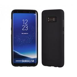 "Case Mercury Goospery ""Soft Jelly Case (Hole)"" Apple iPhone 7 Plus/8 Plus black"