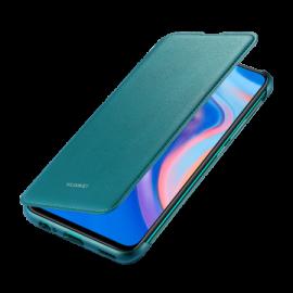 Huawei P Smart Z originaal ümbriskaaned flip cover, roheline