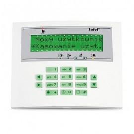 KEYPAD LCD /INTEGRA GREEN/INT-KLCDL-GR SATEL