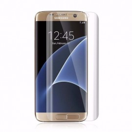 """Screen protection glass """"5D Full Glue"""" Samsung G955 S8 Plus curved black"""