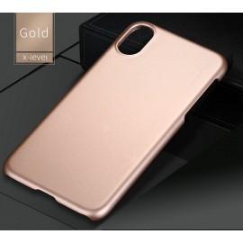 Case X-Level Metallic Apple iPhone 6/6S gold