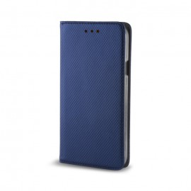 "Case ""Smart Magnet"" Huawei Y6 2018/Y6 Prime 2018 dark blue"