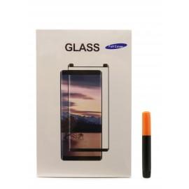 "Tempered glass M1 ""5D UV Glue"" Samsung G950 S8 curved"