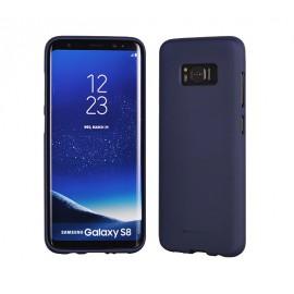 "Case Mercury Goospery ""Soft Jelly Case"" Samsung A600 A6 2018 dark blue"