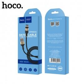 USB cable HOCO X26 Xpress Type-C 1m black-gold