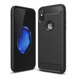 "Case ""Carbon Lux"" Xiaomi Mi A2 Lite/Redmi 6 Pro black"