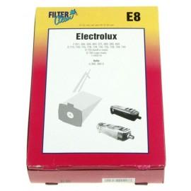 Tolmukotid Filterclean E8 Electrolux tolmuimejatele