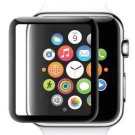 Apple Watch 40mm kaitseklaaas, must