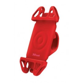 MOBILE HOLDER BIKE FLEXIBLE/RED 22494 TRUST