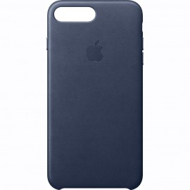 MOBILE COVER LEATHER MIDNIGHT/BLUE IPHONE 7+/8+ MMYG2 APPLE