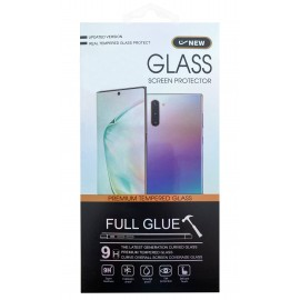 Tempered glass 5D Cold Carving Huawei P Smart Pro 2019 curved black