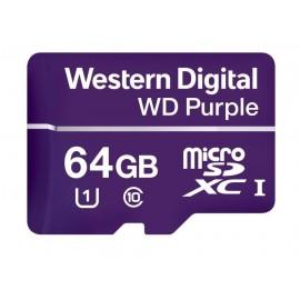 MEMORY MICRO SDXC 64GB UHS-I/WDD064G1P0A WDC