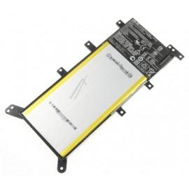 ASUS X555-seeria sülearvuti aku C21N1347 mudelite nimekiri on kirjelduses