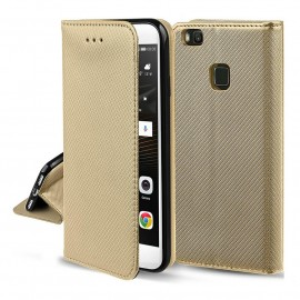 Case Smart Magnet Xiaomi Redmi 9C gold