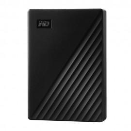 External HDD|WESTERN DIGITAL|My Passport|4TB|USB 2.0|USB 3.0|USB 3.2|Colour Black|WDBPKJ0040BBK-WESN